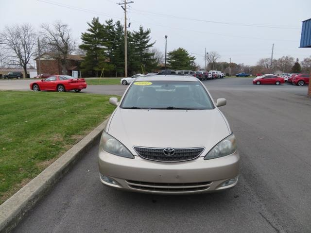 2002 Toyota Camry 4dr Sdn SE V6 Auto Sedan 4 Door Gas V6 3.0L Engine Automatic FWD
