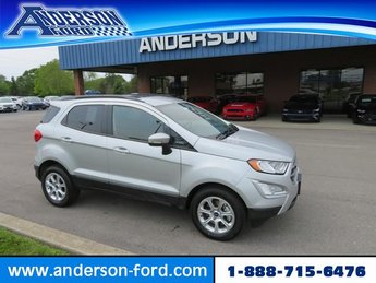 2019 Ford EcoSport SE FWD SUV Gas 3 Cylinder Engine 1.0L FWD 4 Door Automatic