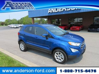 2019 Ford EcoSport SE 4WD Gas I4 2.0L Engine 4X4 Automatic