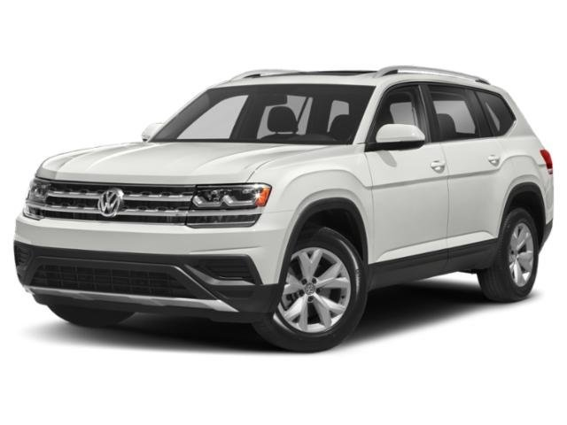 2020 Deep Black Pearl Volkswagen Atlas 2.0T S 4 Door Intercooled Turbo Regular Unleaded I-4 2.0 L/121 Engine Automatic FWD SUV