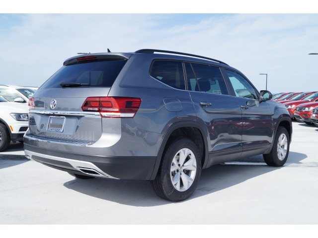 2020 Volkswagen Atlas 2.0T SE Intercooled Turbo Regular Unleaded I-4 2.0 L/121 Engine FWD SUV Automatic 4 Door