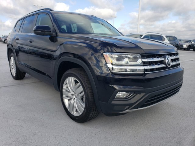 2020 Volkswagen Atlas 2.0T SE w/Technology Automatic 4 Door Intercooled Turbo Regular Unleaded I-4 2.0 L/121 Engine