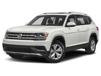 2020 Volkswagen Atlas 2.0T SE w/Technology SUV 4 Door Intercooled Turbo Regular Unleaded I-4 2.0 L/121 Engine Automatic