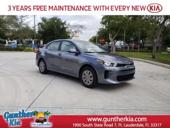 2020 PHANTOM GREY Kia Rio LX FWD Regular Unleaded I-4 1.6 L/97 Engine Sedan