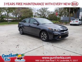 2020 Kia Forte LXS Sedan 4 Door FWD Automatic (CVT) Regular Unleaded I-4 2.0 L/122 Engine