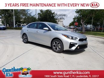 2020 Kia Forte LXS Sedan FWD 4 Door Automatic (CVT)