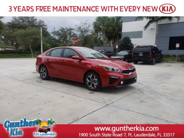 2020 Kia Forte LXS Regular Unleaded I-4 2.0 L/122 Engine 4 Door Automatic FWD Sedan