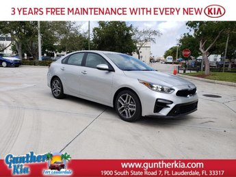 2020 Kia Forte EX Regular Unleaded I-4 2.0 L/122 Engine FWD Sedan Automatic (CVT) 4 Door
