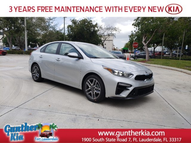 2020 Kia Forte EX FWD 4 Door Automatic (CVT) Sedan Regular Unleaded I-4 2.0 L/122 Engine