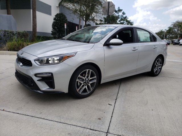 2020 Kia Forte EX Sedan 4 Door FWD