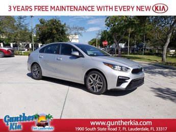 2020 Kia Forte EX Regular Unleaded I-4 2.0 L/122 Engine Automatic 4 Door