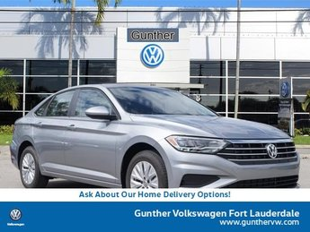 2020 Volkswagen Jetta S 4 Door Intercooled Turbo Regular Unleaded I-4 1.4 L/85 Engine FWD Manual Sedan