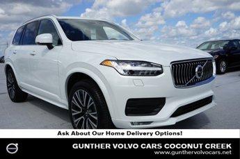 2020 Volvo Xc90 Momentum Awd Suv For Sale Coconut Creek Fl