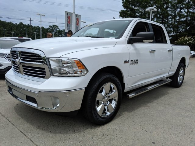 2017 Ram 1500 Big Horn Truck Automatic V-8 5.7 L/345 Engine