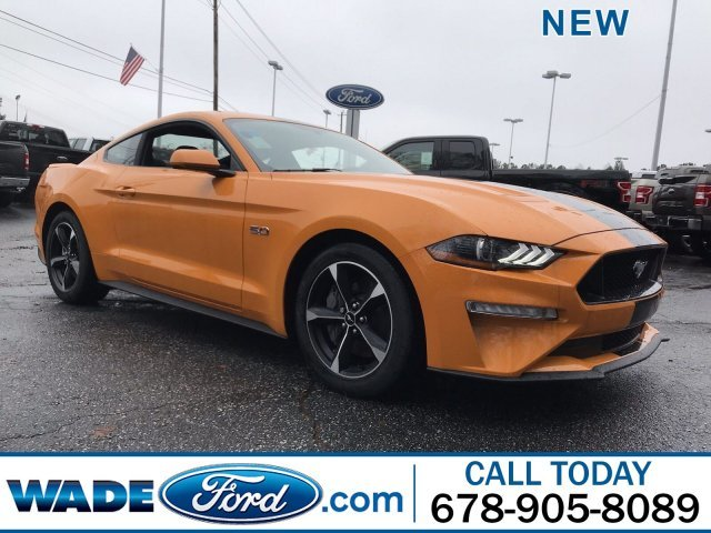 2019 Ford Mustang GT Premium Unleaded V-8 5.0 L/302 Engine 2 Door Manual Coupe