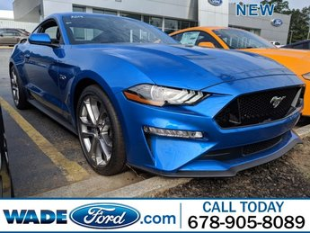 2019 Ford Mustang GT Premium Manual Coupe 2 Door