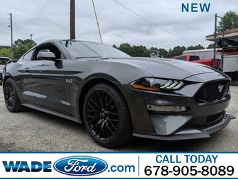2019 Ford Mustang GT Premium Automatic RWD 2 Door Coupe