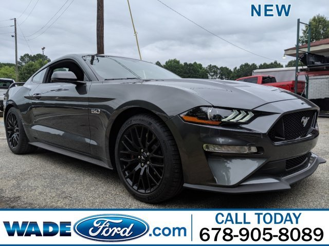 2019 Ford Mustang GT Premium Coupe 2 Door RWD