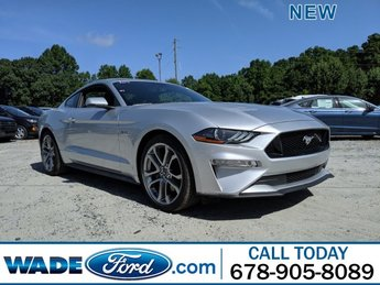 2019 Ford Mustang GT Premium Coupe Premium Unleaded V-8 5.0 L/302 Engine RWD Automatic 2 Door