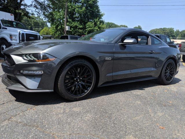 2019 Ford Mustang GT RWD Premium Unleaded V-8 5.0 L/302 Engine Automatic 2 Door