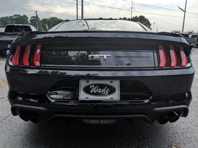 2019 Ford Mustang GT Premium Unleaded V-8 5.0 L/302 Engine Automatic RWD 2 Door
