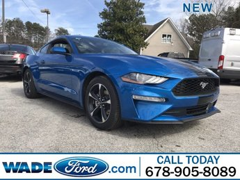 2019 Ford Mustang EcoBoost 2 Door Automatic Coupe