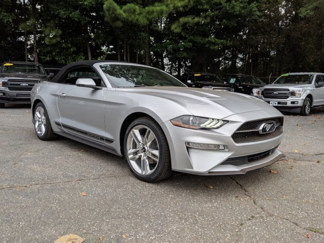 2019 Ford Mustang EcoBoost Premium RWD 2 Door Automatic Intercooled Turbo Premium Unleaded I-4 2.3 L/140 Engine