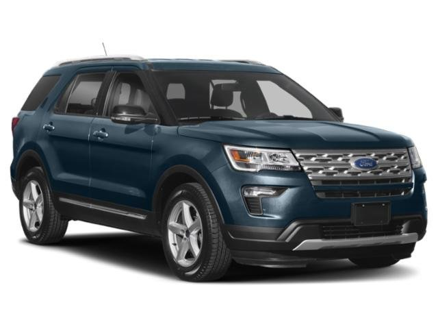 2019 Ford Explorer Platinum Twin Turbo Premium Unleaded V-6 3.5 L/213 Engine SUV AWD 4 Door Automatic