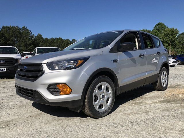 2019 Ford Escape S Automatic SUV 4 Door Regular Unleaded I-4 2.5 L/152 Engine