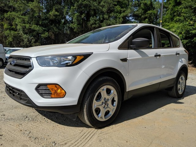2019 Ford Escape S Regular Unleaded I-4 2.5 L/152 Engine SUV FWD Automatic 4 Door
