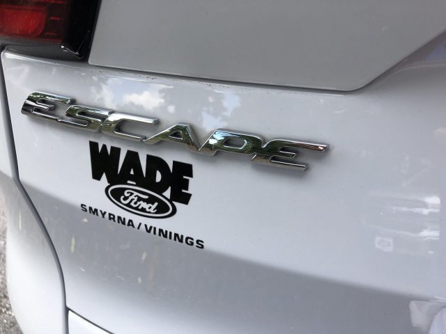 2019 Ford Escape S Automatic Regular Unleaded I-4 2.5 L/152 Engine SUV FWD