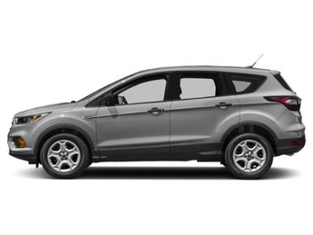 2019 Ingot Silver Metallic Ford Escape S 4 Door Automatic FWD Regular Unleaded I-4 2.5 L/152 Engine