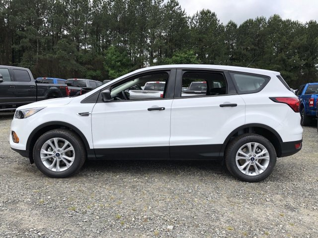 2019 Ford Escape S Regular Unleaded I-4 2.5 L/152 Engine Automatic SUV FWD