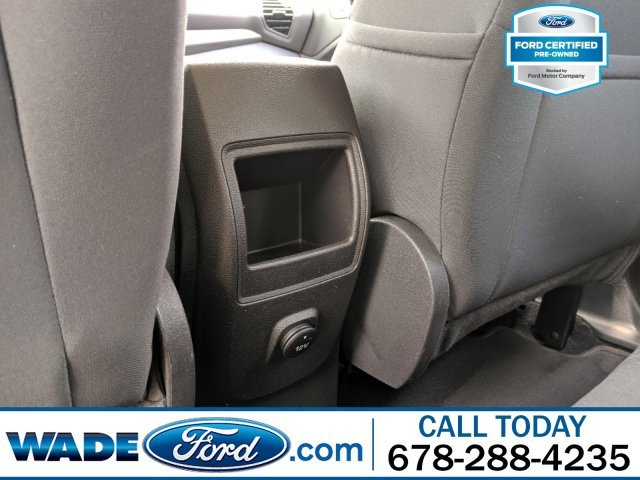 2016 Ingot Silver Ford Escape S Automatic SUV 4 Door I-4 2.5 L/152 Engine FWD