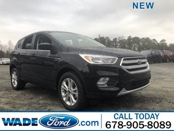 2019 Ford Escape SE SUV Intercooled Turbo Regular Unleaded I-4 1.5 L/92 Engine Automatic FWD 4 Door
