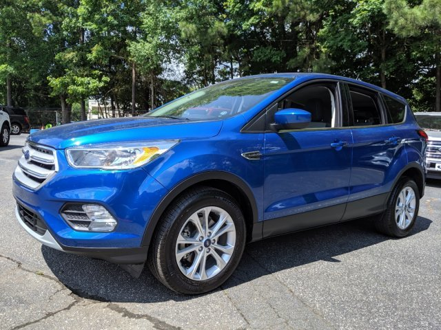 2019 Ford Escape SE SUV 4 Door Intercooled Turbo Regular Unleaded I-4 1.5 L/92 Engine Automatic FWD