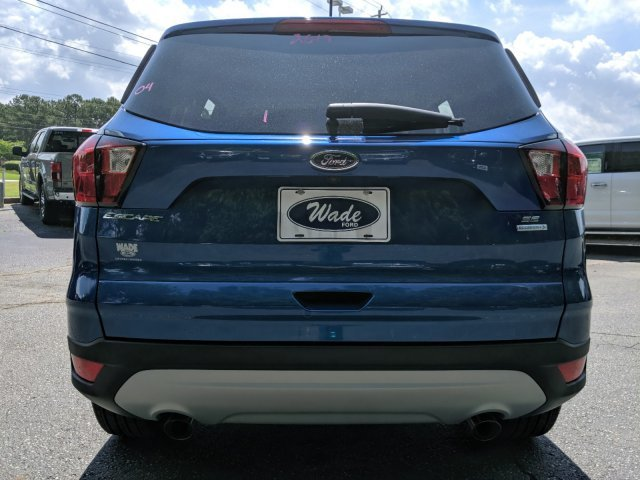 2019 Ford Escape SE FWD 4 Door Automatic Intercooled Turbo Regular Unleaded I-4 1.5 L/92 Engine