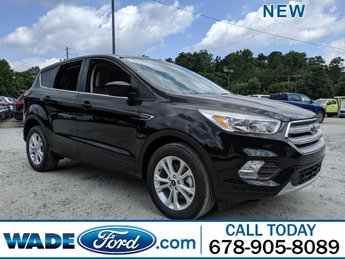 2019 Agate Black Metallic Ford Escape SE Automatic Intercooled Turbo Regular Unleaded I-4 1.5 L/92 Engine FWD