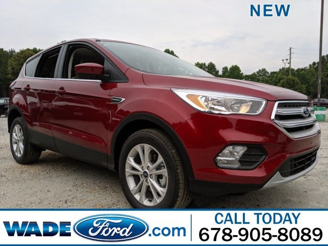 2019 Ford Escape SE SUV FWD Automatic Intercooled Turbo Regular Unleaded I-4 1.5 L/92 Engine