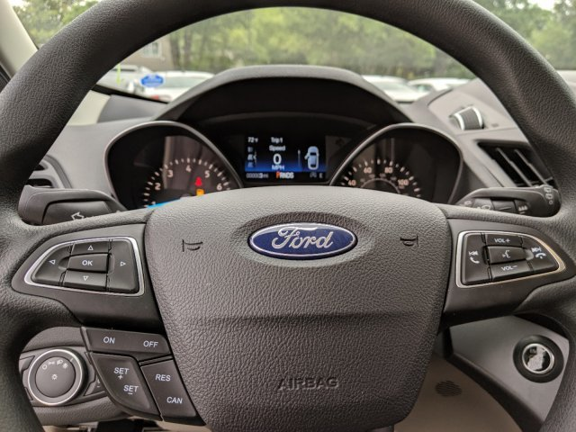 2019 Ford Escape SE 4 Door Intercooled Turbo Regular Unleaded I-4 1.5 L/92 Engine Automatic SUV FWD
