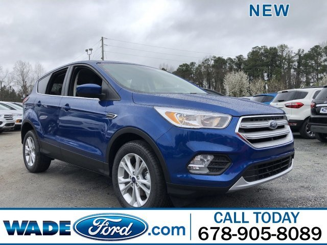 2019 Ford Escape SE FWD SUV Intercooled Turbo Regular Unleaded I-4 1.5 L/92 Engine