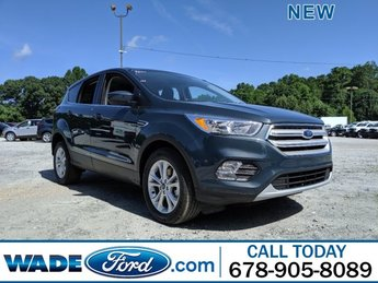 2019 Baltic Sea Green Metallic Ford Escape SE Automatic 4 Door SUV Intercooled Turbo Regular Unleaded I-4 1.5 L/92 Engine