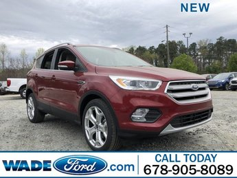 2019 Ford Escape Titanium SUV FWD Automatic 4 Door