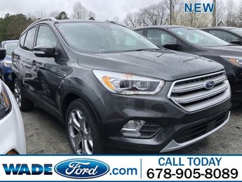 2019 Ford Escape Titanium SUV FWD Automatic