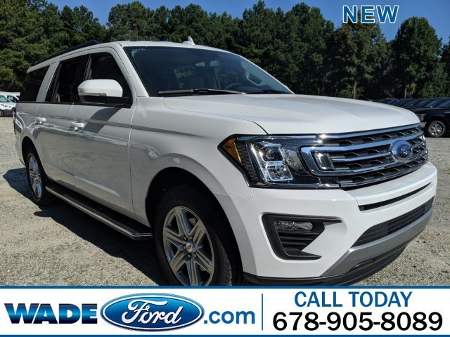 2019 Ford Expedition Max XLT Twin Turbo Premium Unleaded V-6 3.5 L/213 Engine SUV 4 Door