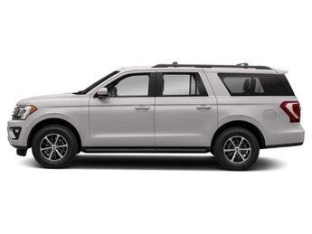 2019 White Platinum Metallic Tri-Coat Ford Expedition Max Limited RWD 4 Door Automatic