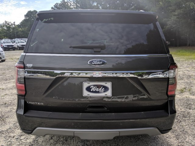 2019 Ford Expedition Max Limited SUV RWD 4 Door Twin Turbo Premium Unleaded V-6 3.5 L/213 Engine