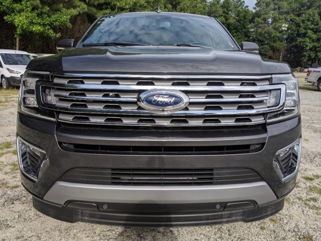 2019 Ford Expedition Max Limited Automatic SUV RWD Twin Turbo Premium Unleaded V-6 3.5 L/213 Engine