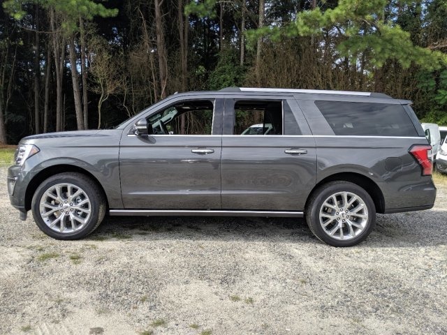 2019 Ford Expedition Max Limited 4 Door SUV Automatic