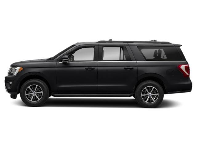 2019 Agate Black Metallic Ford Expedition Max Platinum 4 Door RWD SUV Twin Turbo Premium Unleaded V-6 3.5 L/213 Engine
